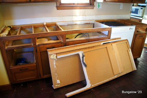 How To Remove Old Kitchen Countertops
